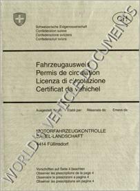 Documento dotato di sistemi di sicurezza antifalsificazione il